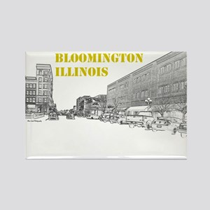 Bloomington Normal - Main Street Magnets