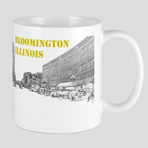 Bloomington Normal - Main Street Mugs