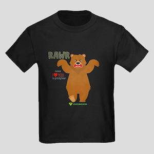 Rawr Bear, Funny Bear T-Shirt