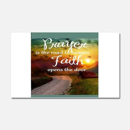 prayer Car Magnet 20 x 12