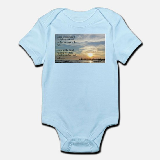 Lighthouse, friend Body Suit