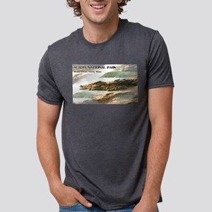Acadia National Park Coastline T-Shirt