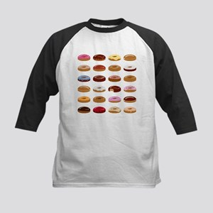 Donut Lot Kids Baseball Jersey