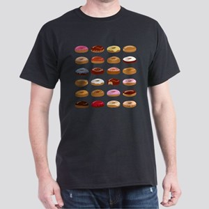 Donut Lot Dark T-Shirt