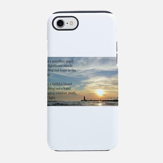 Lighthouse, friend iPhone 8/7 Tough Case
