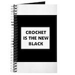 Crochet Is the New Black Journal