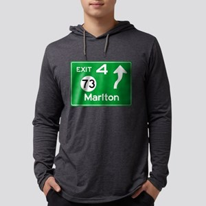 NJTP Logo-free Exit 4 Marlton Long Sleeve T-Shirt