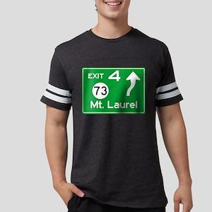 NJTP Logo-free Exit 4 Mt. Laurel T-Shirt