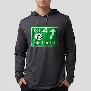 NJTP Logo-free Exit 4 Mt. Laur Long Sleeve T-Shirt