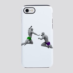 Martial Arts Conce iPhone 8/7 Tough Case