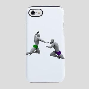 Martial Arts Conce iPhone 8/7 Tough Case