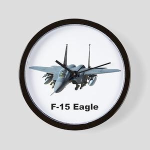 F-15 Eagle Wall Clock