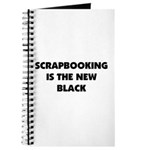 Scrapbooking is the New Black Journal