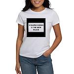 Scrapbooking is the New Black Women's T-Shirt