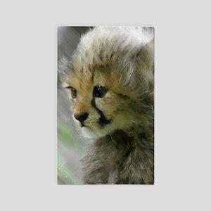 Cheetah 015 Area Rug
