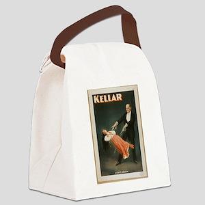 Kellar - Levitation 1 Canvas Lunch Bag