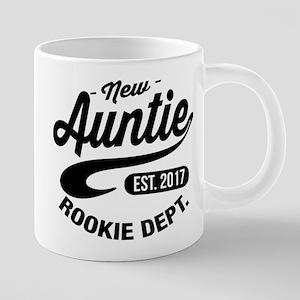 New Aunt 2017 Mugs