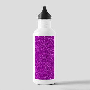 Sparkling Glitter Stainless Water Bottle 1.0L