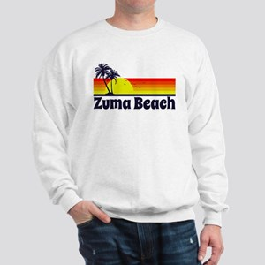 Zuma Beach California Sweatshirt