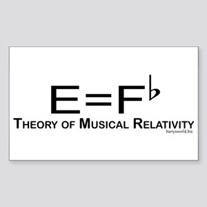 Musicality Sticker