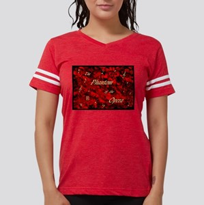 Phantom of the Opera, Red Swirl Logo, T-Shirt
