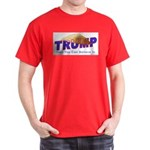 Trump - Hair You Can Believe In Dark T-Shirt