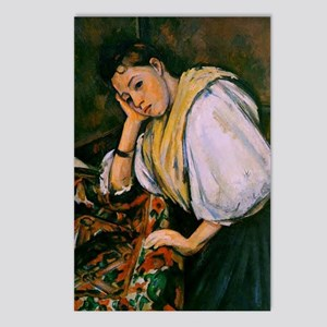 Cezanne - Young Italian G Postcards (Package of 8)