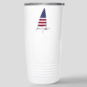 American Dinghy Sailing Travel Mug