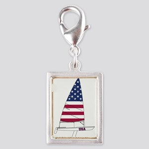 American Dinghy Sailing Charms