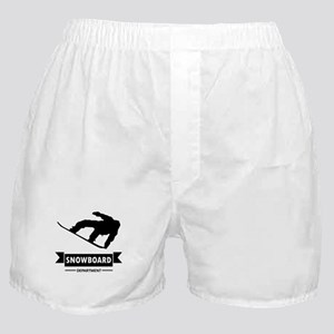 Snowboard Department Boxer Shorts