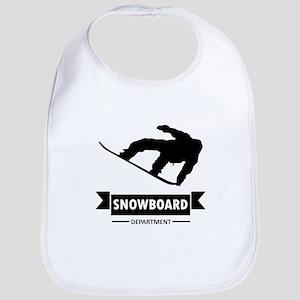 Snowboard Department Bib