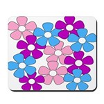Flower Bunch Mousepad