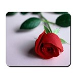 A Single Rose Mousepad