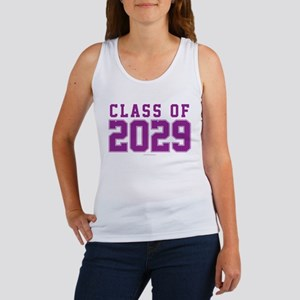 Class of 2029 Tank Top