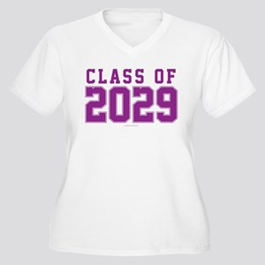 Class of 2029 Plus Size T-Shirt