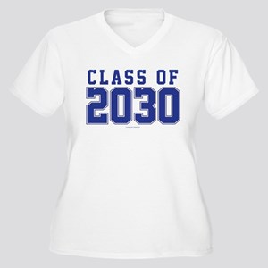 Class of 2030 Plus Size T-Shirt