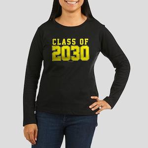 Class of 2030 Long Sleeve T-Shirt