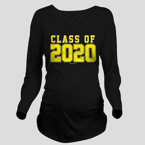 Class of 2020 Long Sleeve Maternity T-Shirt