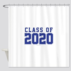 Class of 2020 Shower Curtain