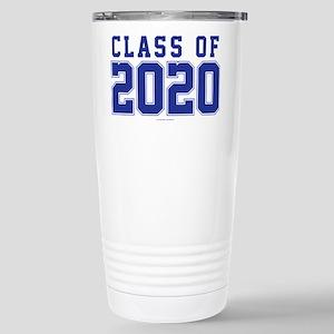Class of 2020 Stainless Steel Travel Mug
