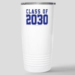 Class of 2030 Stainless Steel Travel Mug