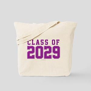 Class of 2029 Tote Bag