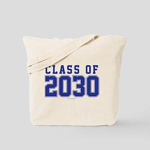 Class of 2030 Tote Bag