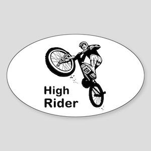 High Rider Sticker