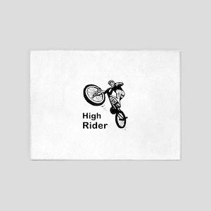 High Rider 5'x7'Area Rug