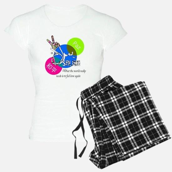 PAZ-SALAM Pajamas