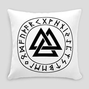 Valknut Everyday Pillow