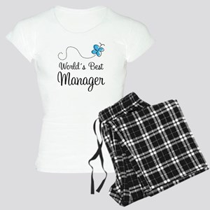Manager or Boss Women's Light Pajamas