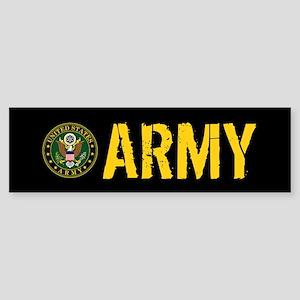U.S. Army: Army Sticker (Bumper)