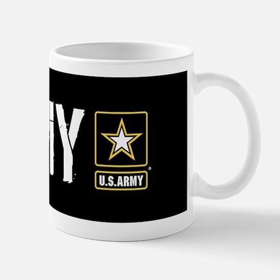 U.S. Army: Army (Black) Mug